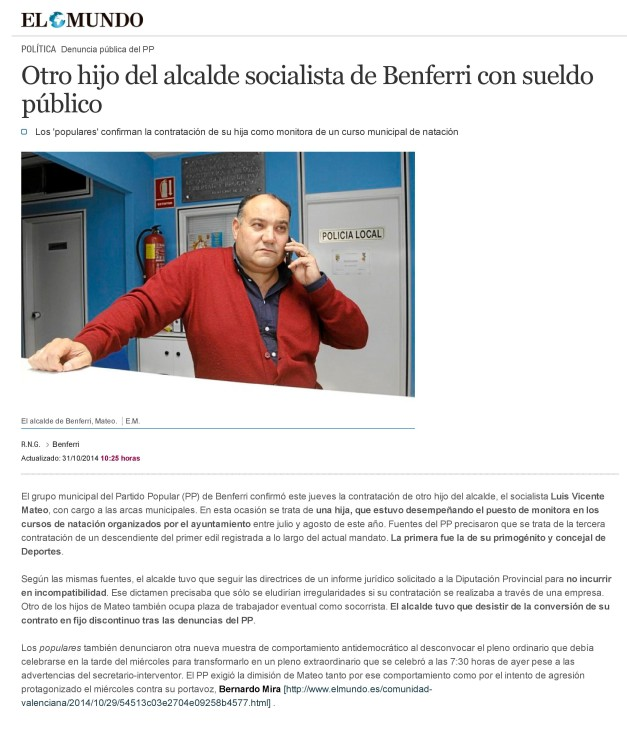 Otro hijo del alcalde socialista de Benferri con sueldo público _ Alicante _ EL MUNDO-page-001